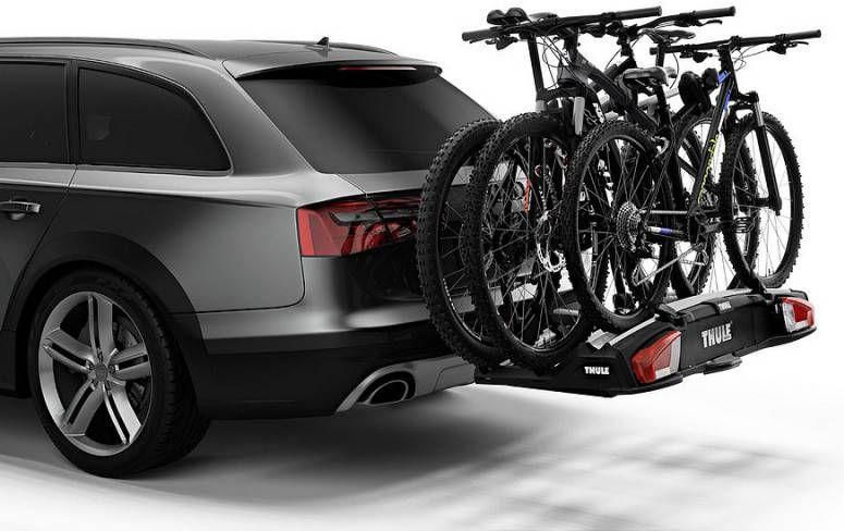 thule velospace 939 xt fietsdrager voor 3 fietsen. Black Bedroom Furniture Sets. Home Design Ideas